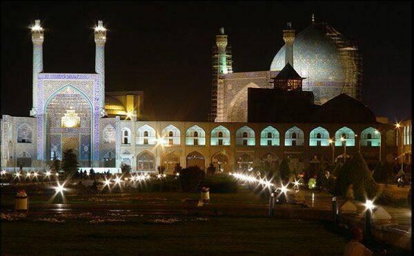 عکس های زیبا و دیدنی از شهر اصفهان