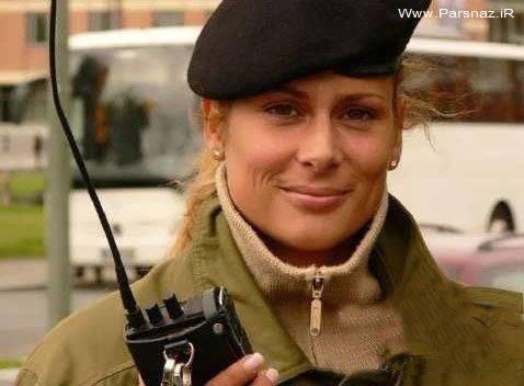 زیباترین زنان پلیس