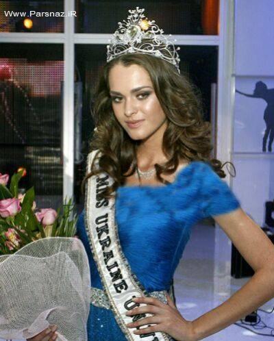 www.parsnaz.ir - زیباترین زن اکراین در سال 2011 + تصاویر