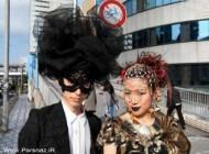 عکس هایی از دختران ژاپنی تحت تاثیر لیدی گاگا