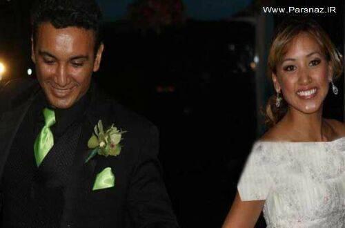 www.parsnaz.ir - عکس هایی از از مراسم ازدواج شادمهر عقیلی