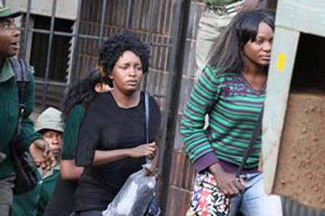 محاکمه 3 دختر جوان به جرم تجاوز به مردان!! + عکس