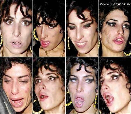 مصرف مواد مخدر دلیل مرگ این زن معروف شد + عکس
