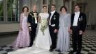 ازدواج ملکه آینده سوئد + عکس