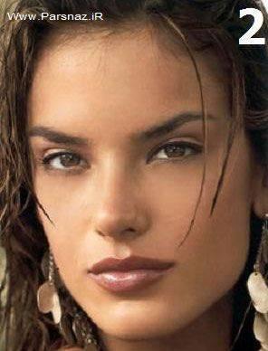 عکس های زیباترین و بهترین مانکن های برزیل در سال 2011