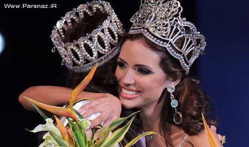 دختر شایسته و زیبای اروگوئه در سال 2011 + عکس