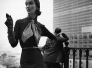 عکس های مانکن ها و سالن های مد در یک قرن پیش