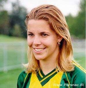 عکس های جذاب ترین زنان فوتبالیست دنیا