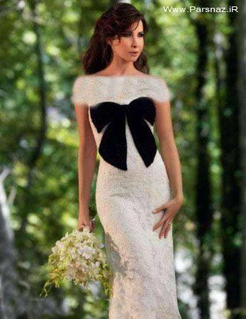 www.parsnaz.ir - عکس های دیدنی از عروسی نانسی عجرم