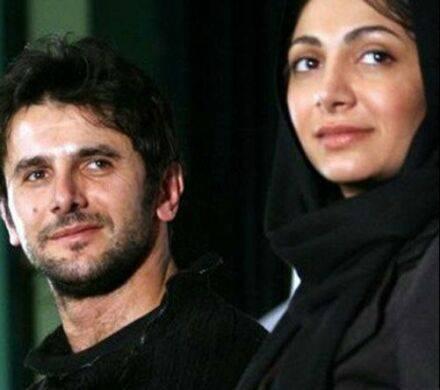 فرار امین حیایی و همسرش از تهران!! + عکس