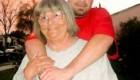 مادربزرگی که تصمیم گرفته از نوه خود بچه دار شود +عکس