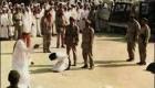 زنی که در عربستان گردن زده شد + عکس
