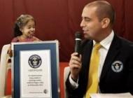 کوتاه ترین زن جهان می خواهد ستاره بالیوود شود + عکس