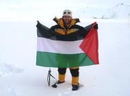 اولین زن عرب فاتح قله اورست + عکس