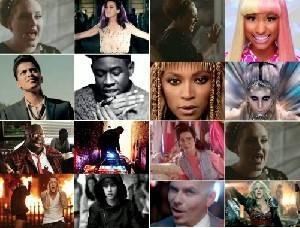 انتخاب بهترین زنان خواننده در جشنواره 2011 ام تی وی