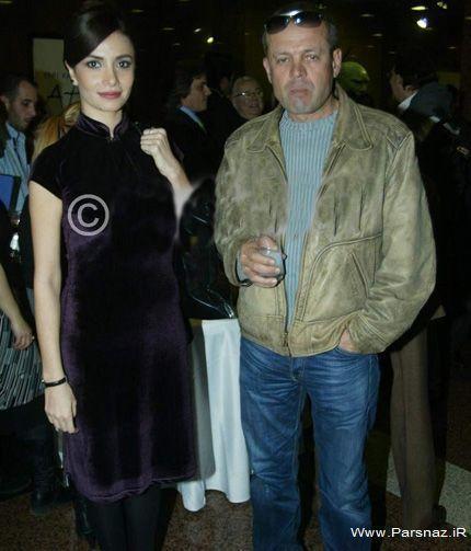 عکس های بازیگران مطرح ترکی در کنار همسرانشان