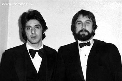 عکسهای دیده نشده از بزرگترین بازیگران تاریخ سینمای جهان