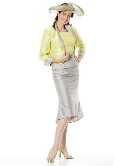 مدل لباس های رسمی و مجلسی زنانه
