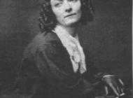 عکس اولین زنی که در جهان سیگار کشید