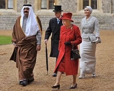 ملکه زیبای قطر و واقعه ای به نام زلزله زنانه + عکس