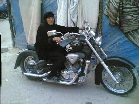 www.parsnaz.ir - بابا مادر بزرگ بی خیال + عکس