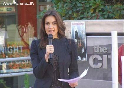 یک زن ایرانی دوست دختر رسمی وزیر دفاع کانادا + عکس