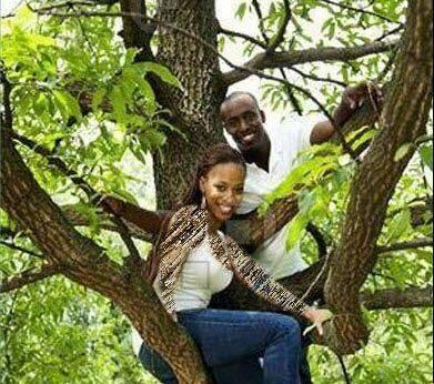 ازدواج و بچه دار شدن یک خواهر و برادر با هم!! + عکس