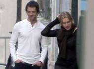 بازیگر زن معروف هالیوود و دوست جدیدش در پاریس