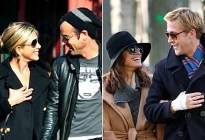 روابط جدید هالیوودی ها که در سال ۲۰۱۱ اتفاق افتاد