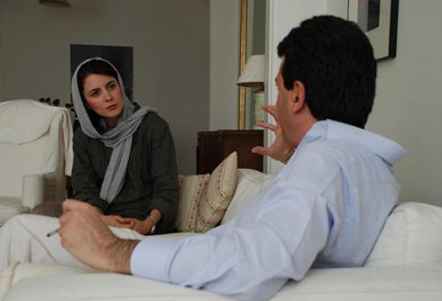 مصاحبه با لیلا حاتمی در منزلش + عکس