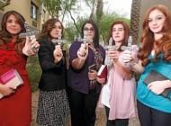 پنج دختر عجیب 19 ساله  امریکایی جن گیر + عکس