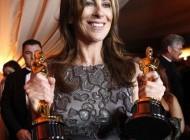 اولین زن کارگردان که موفق شد جایزه اسکار بگیرد + عکس