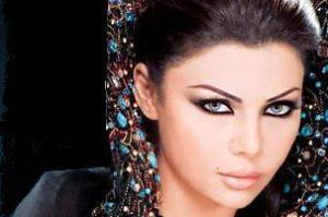هیفا وهبی خواننده لبنانی، محجبه و شیعه شد
