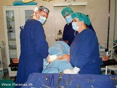 دکتری ایرانی که زنش را تبدیل به دختر رویاهایش کرد + عکس