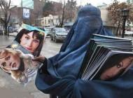 شغل یک زن افغانی + عکس