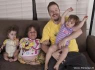 زنی عجیب که با معجزه باردار شد + عکس