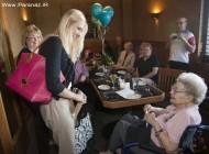 زنی که پس از 90 سال به آرزوی از دست رفته اش رسید