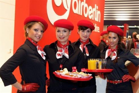 عکس   عکس های زیباترین مهمانداران زن خطوط هوایی جهان