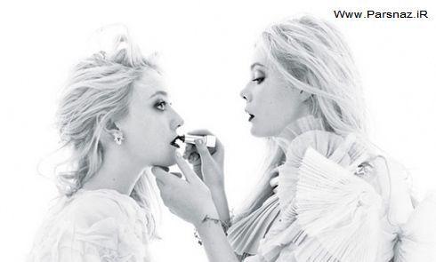 خواهران زیبایی که جلد مجله ها را به خود اختصاص داده اند