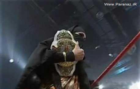 عکس هایی از جذابترین زنان در کشتی کج WWE .!