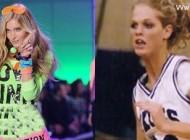 دختر بسکتبالیست به یک ستاره مد تبدیل شده است +عکس