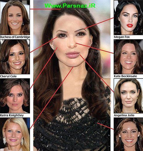 www.parsnaz.ir - زیباترین زن جهان توسط تکنولوژی خلق شد! + عکس