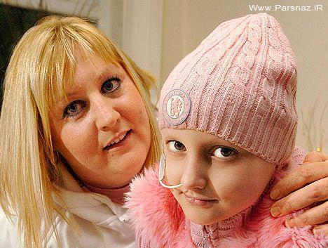 دختر زیبایی که دردناکترین تصمیم زندگی اش را گرفت +عکس