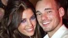 ازدواج فوتبالیست معروف با جذاب ترین دختر هلند + عکس