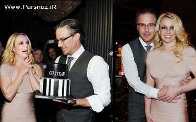 عکس های جشن نامزدی خواننده معروف زن در لاس وگاس