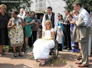اتفاقی دردناک برای دختری که فقط چند روز مانده به عروسی