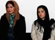 افسانه پاکرو و لادن مستوفی در افتتاحیه چشم + عکس