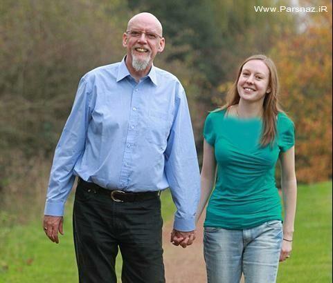 ازدواج مخفیانه دختر 17 ساله با مرد 50 ساله! + عکس