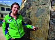 زن که تصمیم دارد قطب جنوب را به تنهایی سفر کند + عکس