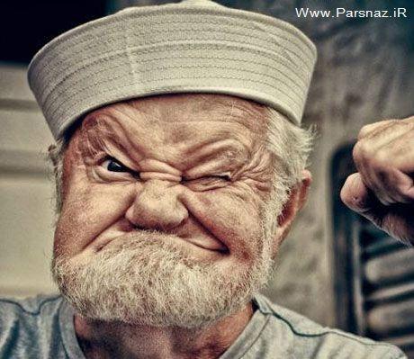 شباهت باور نکردنی این مرد به ملوان زبل دارد + عکس